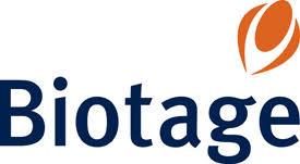 Biotage logotipo